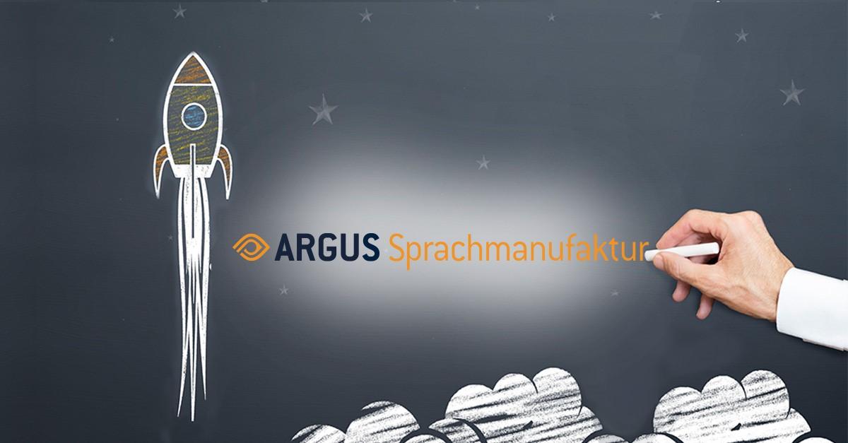 ARGUS Sprachmanufaktur_Rakete_Blog
